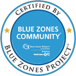 Blue Zones Project Approved